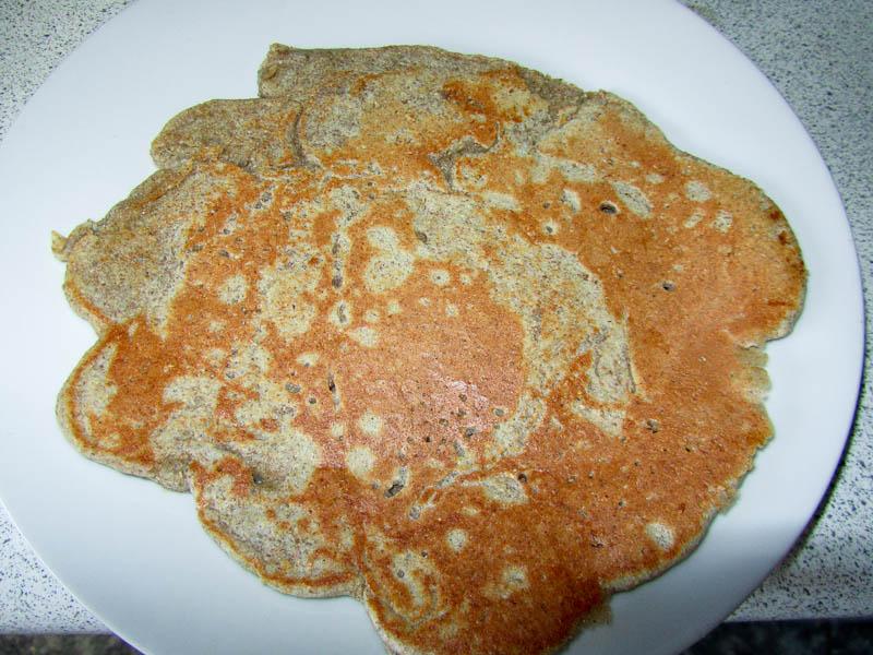 Pancake Success!
