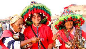 morocco djemma el fna happy nomad tour