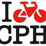 I bike heart copenhagen