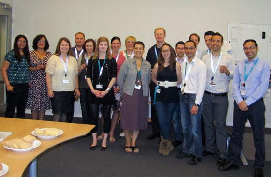Group Siemens Photo