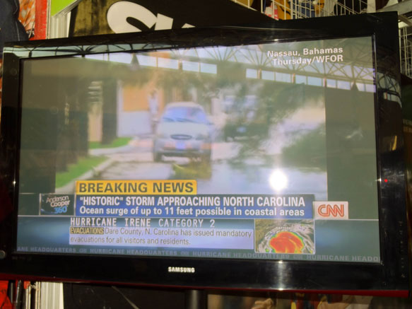 hurricane irene north carolina cnn