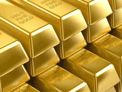 gold bars treasure