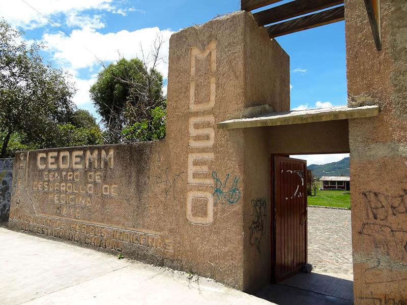 Mayan Medicine Museum