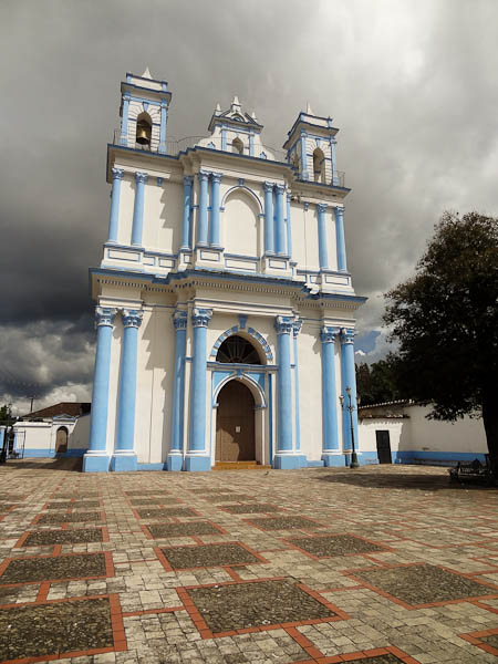 Templo de Santa Lucia