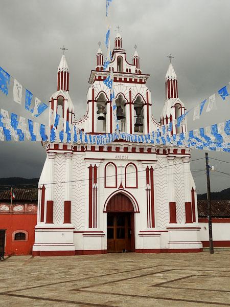 Templo de Mexicanos