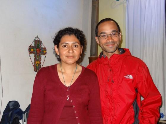 In San Cristobal de Las Casas With Arceli