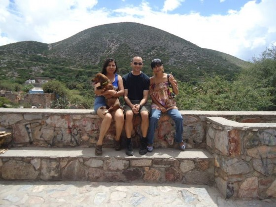 In San Luis Potosi With Eli & Carmen