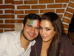 Aldo and Marcela