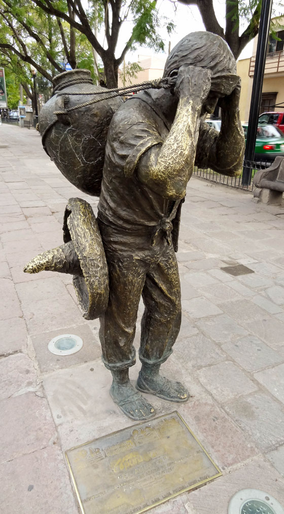 El Aguador In San Luis Potosi