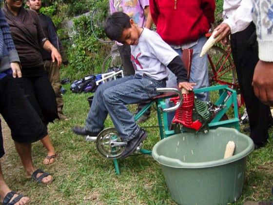 Bike Machine - Thresher