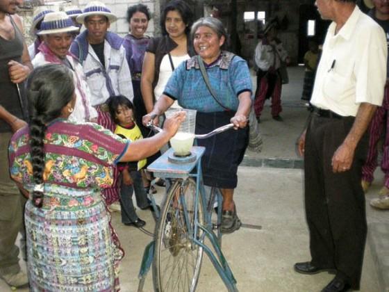 Bike Machine - Blender