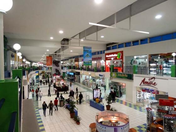 Mall In Xela, Guatemala