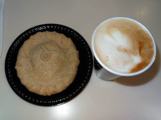 Guava Treat And Coffee