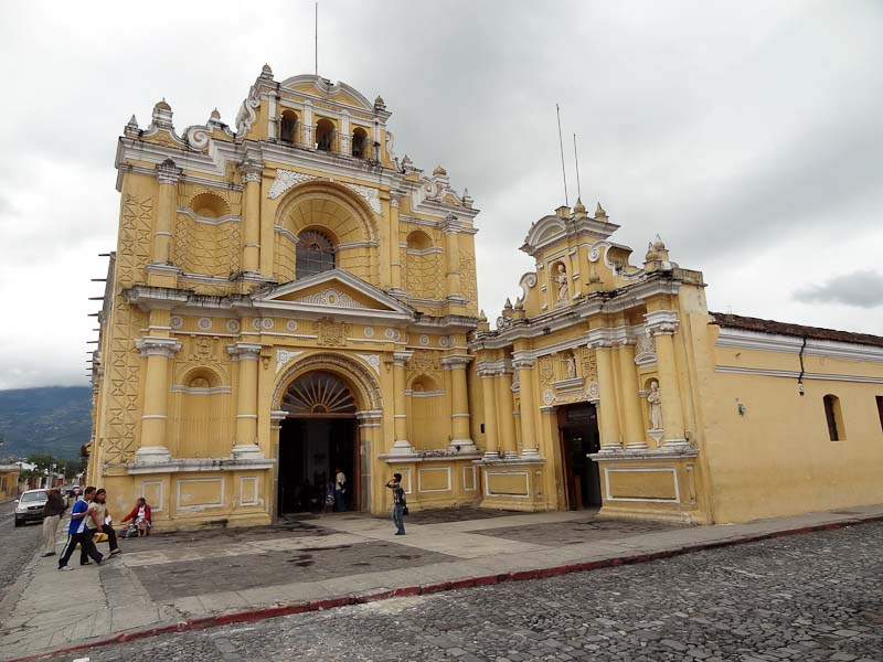 Hermano Pedro's Church and Hospital