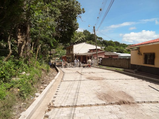 Major Road Construction