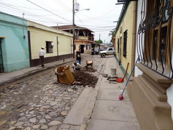 Minor Road Construction