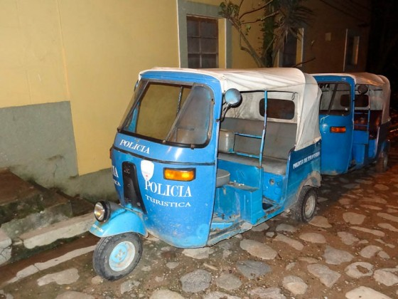Police Motor Taxi