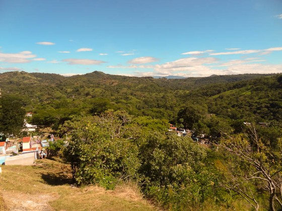 Great View From The Yoloaiquin Cemetary