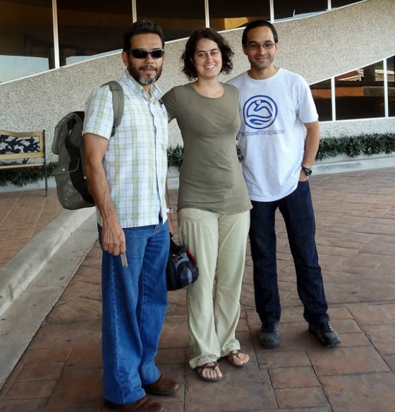 Leopoldo, Valerie, And I