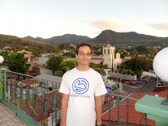Me In Matagalpa Sunset