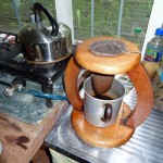 Preparing Coffee The Central American Way