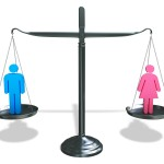 male-female equality