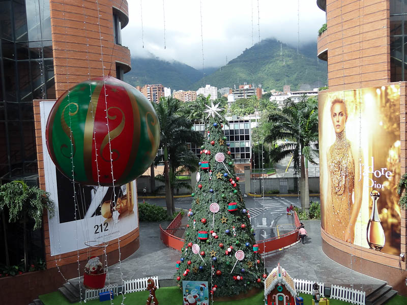 Happy Holidays - Taken Dec 29, 2011 - Caracas, Venezuela