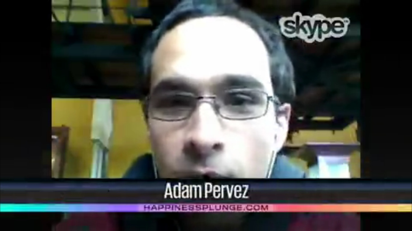 Adam Pervez Appearance On Rightthisminute.com