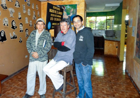 Bernal, Hilario, And I