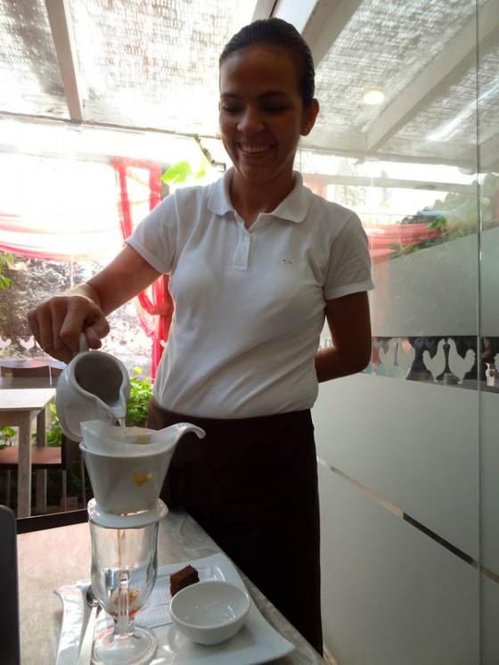 Coffee Ritual In Colombia