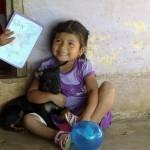 Happy Little Girl