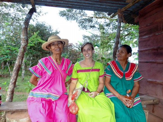 Peace Corps Volunteer Jessica And Her Awesome Ladies