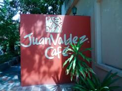 Juan Valdez Cafe in Santa Marta Colombia
