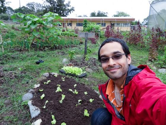 Me At TEC Garden