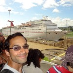 Me At The Panama Canal