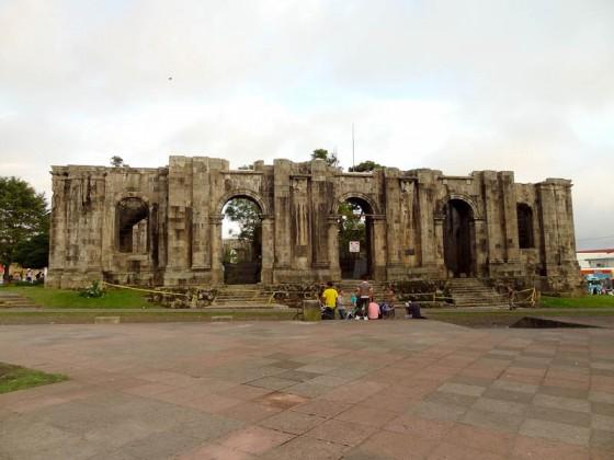 Ruins In Cartago