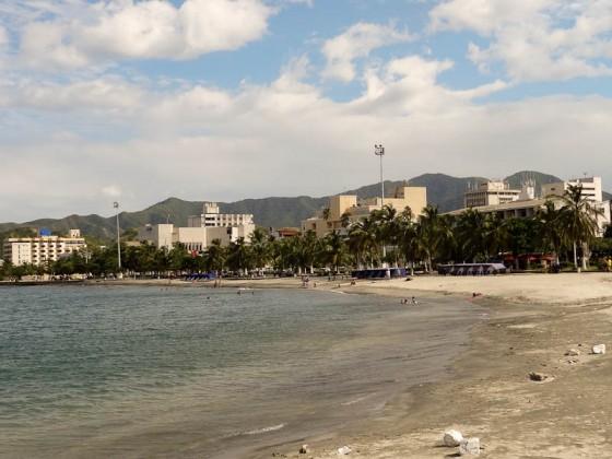 Santa Marta Beach