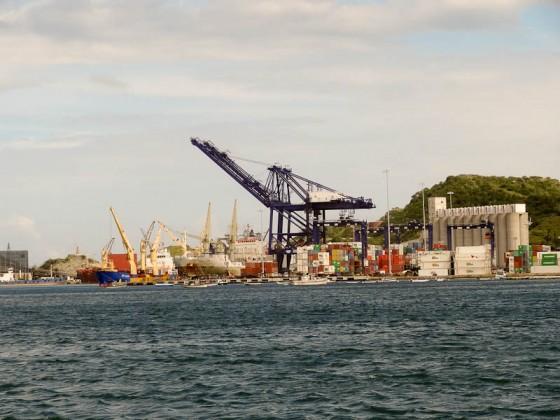 Santa Marta Port