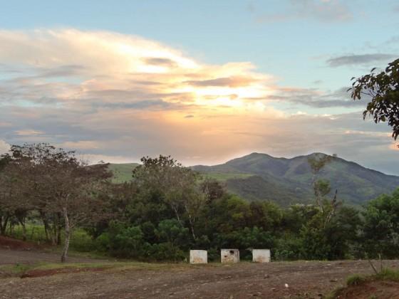 Sunset In Chichica