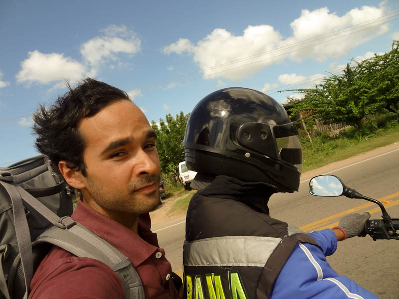 Border Motorcycle Ride