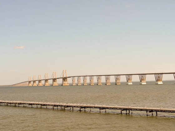 Bridge Over Lake Maracaibo