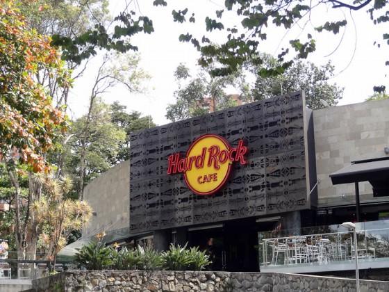 Hard Rock Cafe Medellin