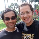 Me And Juan In Park de Gran Colombia