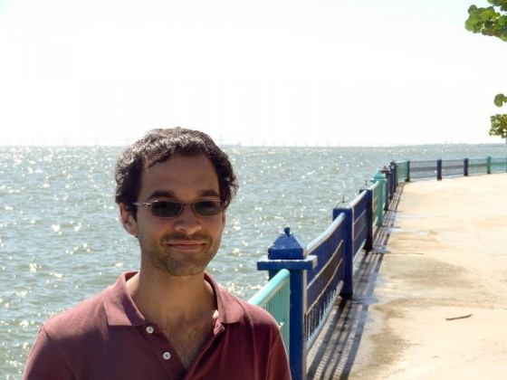 Me At Lake Maracaibo