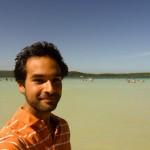 Me At Playa Azul