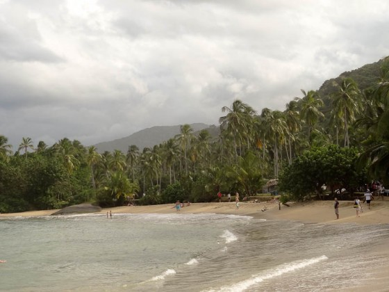 My Camp's Beach