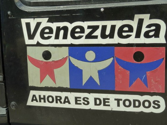 Venezuela Now Is For Everyone