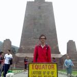 Middle Of The World - Taken 20-Feb-2012 - The Equator, Ecuador