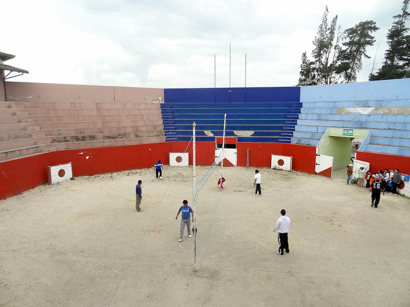 Bull Fighting Ring