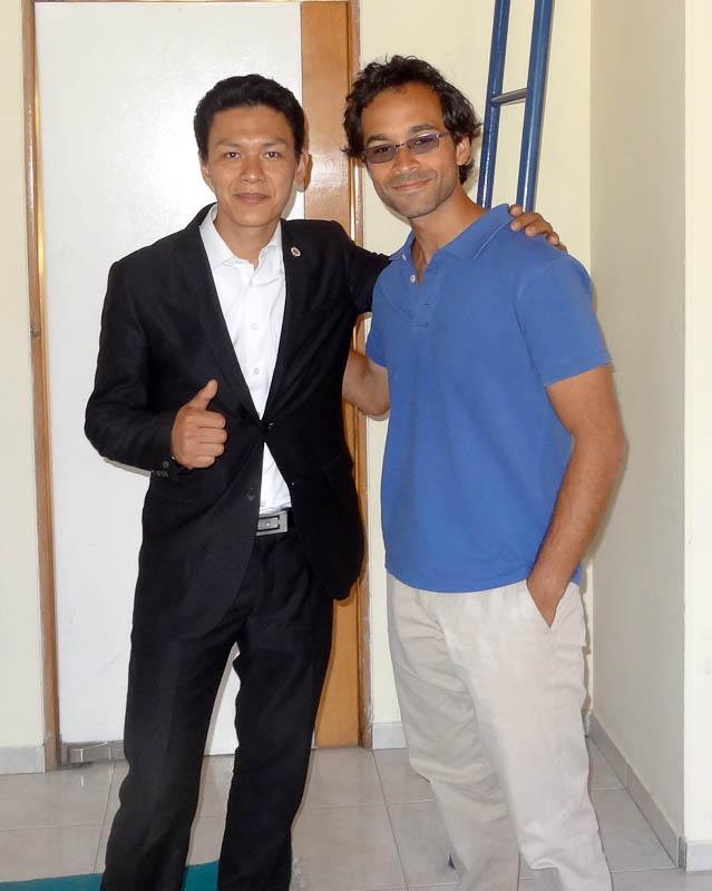 Me And Kenji